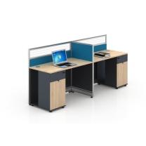 雅丹慧业 两人屏风工位 XS19-P2403 2400*600*1100H  4件/个