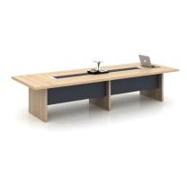 雅丹慧业 会议桌 XS19-H2802 W2800*D1200*H750