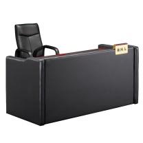 优茂 URMOR 防撞审讯桌 YG-SXZ02 1800*830*880mm (黑色)