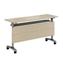 鑫辉 侧折桌 XH-ZD-1445 W1400*D450*H760 (枫木色)