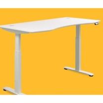 猫神维斯 MOTION WISE 电脑桌 1524*762 (白橡木密度板) 全国含运价,不含安装