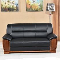 亿尚 沙发 YS-1 2060(长)×850(宽)×890(高)mm (黑色)