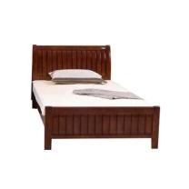 万保 实木床 1200*2000mm  单床,不包含床头柜和床垫