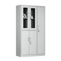 沪恩隆 ENLONG 器械更衣柜 H1850*W970*D420mm ((灰白色)) DZ