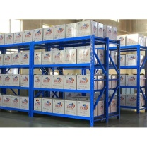 仓储货架轻型货架仓库货架家用置物架多层家用货架展示架货物架子货架杂物架储物架架子可以调节货架中型2000*600*2000=4层可调节  DC