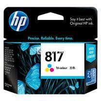 惠普 HP 墨盒 C8817AA 817号 (彩色)