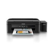 爱普生 EPSON 喷墨打印机 L383 (白色)