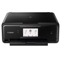 佳能 Canon TS8080 A4六色照片相片无线多功能一体机(打印、复印、扫描
