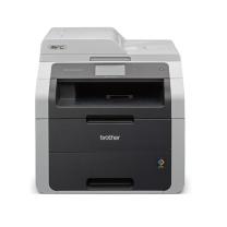 兄弟 brother 兄弟一体机 MFC-9140CDN (黑色) 网络双面打印复印