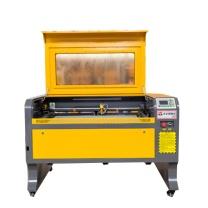 沃尔润激光雕刻机亚克力无纺布激光切割机 WER-9060 (黄色) 脱机9060 80W高配