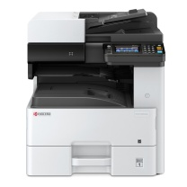 京瓷 Kyocera A3黑白数码复印机 M4125idn (单纸盒、双面输稿器、工作台)
