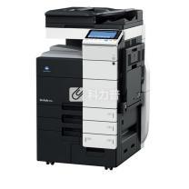 柯尼卡美能达 KONICA MINOLTA A3黑白数码复印机 bizhub 658e  (双纸盒、双面输稿器、排纸处理器、工作台)
