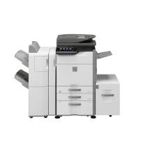 夏普 SHARP 复印机打印机 MX-M5608N