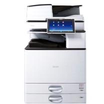 理光 RICOH A3黑白数码复印机 MP 3555SP  (双纸盒、双面输稿器、工作台)