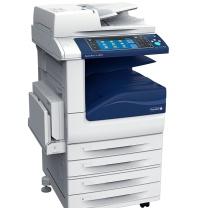 富士施乐 FUJI XEROX A3黑白数码复印机 DocuCentre-V 7080CP  (四纸盒、双面输稿器、C3小册子装订)