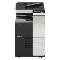 柯尼卡美能达 KONICA MINOLTA A3彩色数码复印机 bizhub C368  (四纸盒、双面同步扫描自动输稿器、装订器)