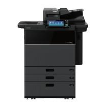 东芝 TOSHIBA A3彩色数码复印机 e-STUDIO 6506AC (四纸盒、双面同步扫描输稿器、鞍式装订器)