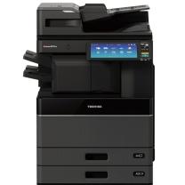 东芝 TOSHIBA A3彩色数码复印机 e-STUDIO 3515AC (复印/网络打印/网络扫描/双面器/双纸盒/双面输稿器/工作台)