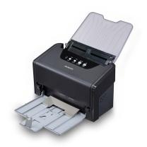 中晶 Microtek A4馈纸式高速文档扫描仪 G665plus (黑白相间)