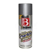 BOTNY/保赐利 金属闪光自动喷漆 B-1137 1580 闪光银 400mL 1罐