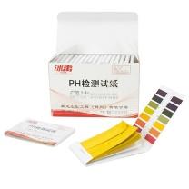冰禹 BY-2326 PH试纸测试 1-14 PH值酸碱测试纸 水质测试 PH值检测试纸 1本装 (80次测试)