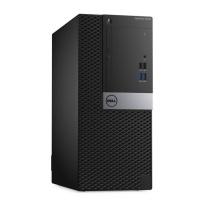 戴尔 DELL 台式电脑主机 3050MT I3-7100 4GB 500GB RW win10H 3NBD