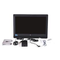 惠普 HP 一体式电脑 400G3 20英寸 i5-6500T 4G 500G DVDRW 集显 Win7Pro 3年上门