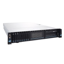 浪潮 inspur 机架式服务器 NF5280M4 E5-2630v4 2*32G 2*600G raid卡 DVDRW 1+1冗余 导轨 三年上门 Winserver2012 R2 标准版 SQL2014 标准版 5用户  (BAT)