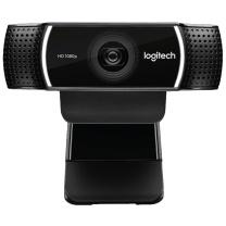 罗技 Logitech 网络摄像头 C922 (黑色) 高清