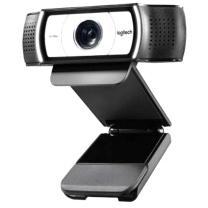 罗技 Logitech 商务高清网络摄像头 C930e 罗技商务高清网络摄像头 直播摄像头