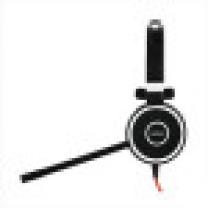捷波朗 Jabra 统一通信耳麦 EVOLVE 40 MS Mono 单耳 USB+3.5mm接口 可调音量/闭音/挂接/降噪 智能切换 微软认证