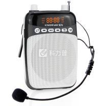 诺为 KNORVAY 数码扩音器 有线小蜜蜂 S308 (黑色)