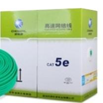 秋叶原(CHOSERL) 绿色 超五类非屏蔽 305m 网络线 Q-2611