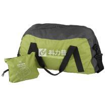MASCOMMA 旅行/运动折叠收纳包 BS00103/GGY 中号 (绿灰)