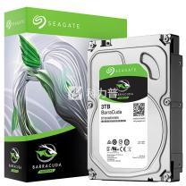 希捷 Seagate 台式机硬盘 ST3000DM008  3TB7200转64MSATA3