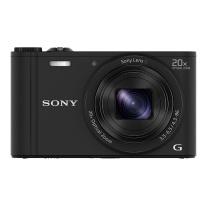 索尼 SONY 数码相机 DSC-WX350  (32G卡 清洁套装 包)
