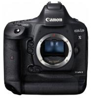 佳能 Canon 单反相机 EOS-1DX Mark II (原装锂电池LP-E19两块;闪迪128G CFast高速内存卡一张;闪迪2.0读卡器一个;保修两年)
