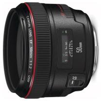 佳能 EF 50mm f/1.2L USM 定焦镜头