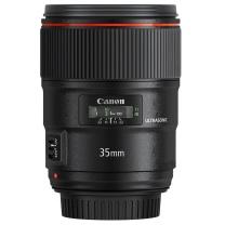 佳能 EF 35mm f/1.4L II USM 定焦镜头