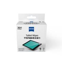 蔡司 ZEISS 专业平板电脑清洁湿巾 30片装