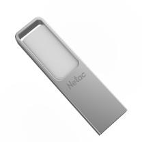 朗科 Netac 闪存盘 U223 32G USB2.0 (银色)