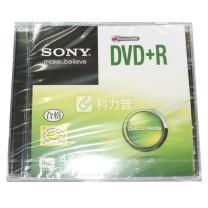 索尼 SONY 光盘  单片装 DVD+R 16X 4.7G