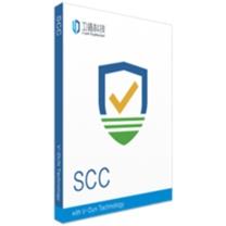 卫盾 软件 SCC1000 硬件模块:1U 机架式设备;CPU:Intel 双核芯 2.8GHz;内存:4G RAM(ddr3 1333Mhz);标配 1000G企业级HDD。标配支持1个信息系统的信息安全保障管控。