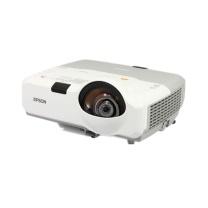 爱普生 EPSON 投影机套餐包 CB-530 (3200/XGA/短焦)主机+欧叶100英寸4:3白塑电动幕+吊架+线材+安装