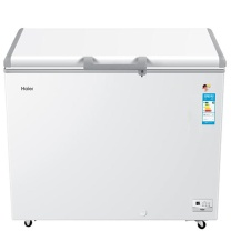 海尔 Haier 卧式冷藏冷冻转换柜 BC/BD-320HEK 320L (白色) 江浙沪北上广含运(其他地区加收运费,详询客服)