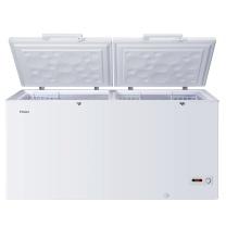 海尔 Haier 519升商用大容量卧式单温冷藏冷冻转换冰柜 BC/BD-519HEK