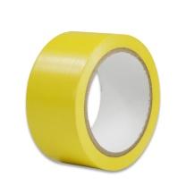 安赛瑞 PVC基材地板划线胶带 14311 5cm×22m (黄)