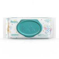 帮宝适 敏感肌肤系列婴儿湿巾  56片/包 12包/箱