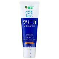狮王 齿力佳酵素健齿牙膏 清新薄荷 130g  60支/箱