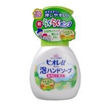 花王 日本进口泡沫洗手液 柑橘香型 250ml 柑橘香型 250ml